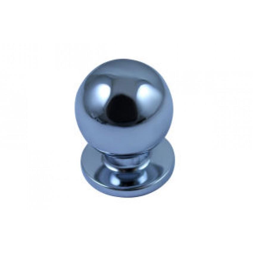 chrome cupboard door knobs photo - 20