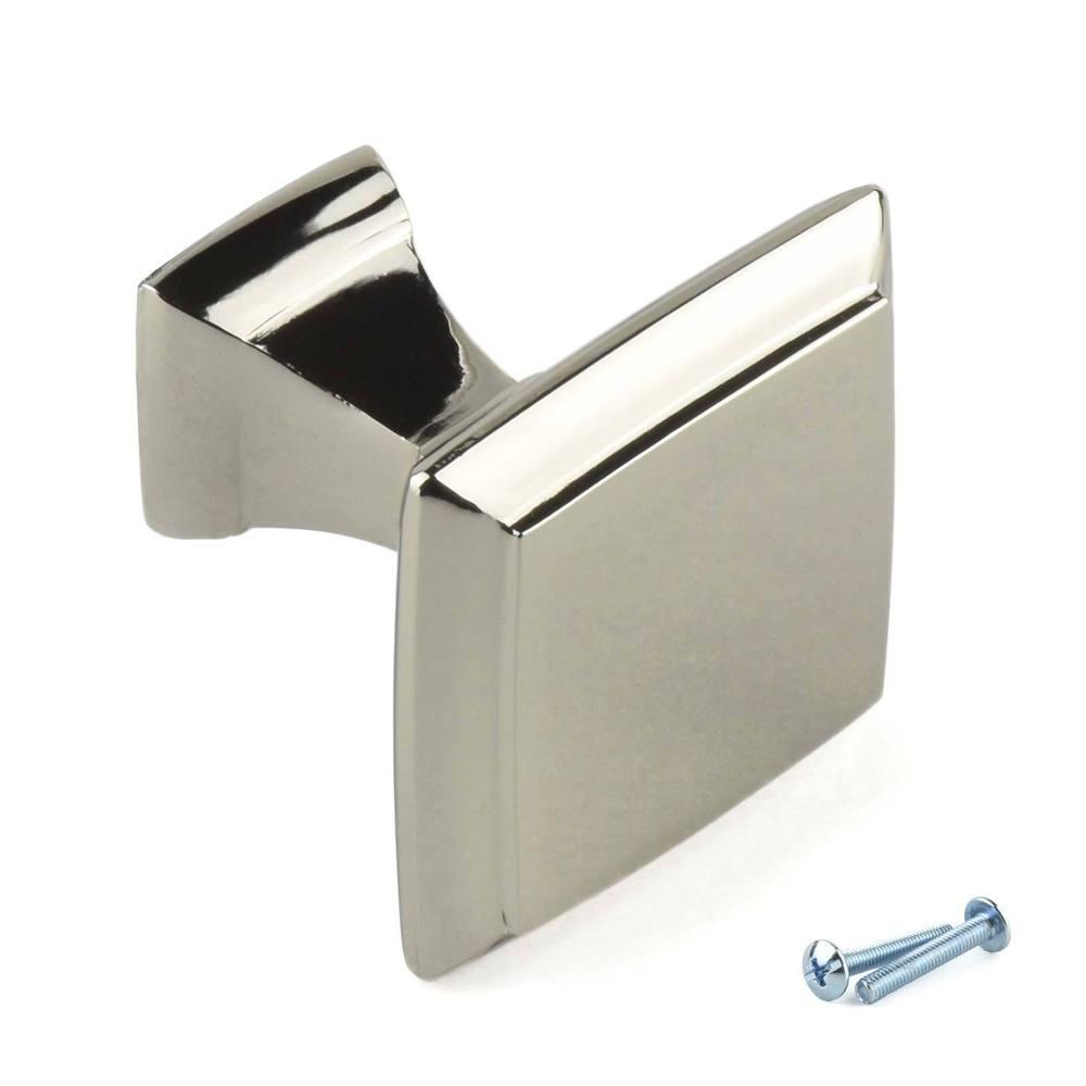 chrome cupboard door knobs photo - 3