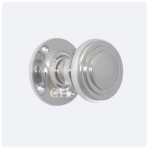 chrome door knob photo - 8