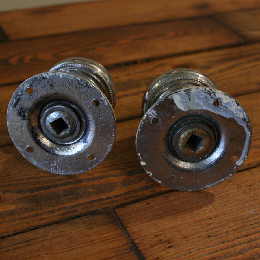 chrome door knobs photo - 18