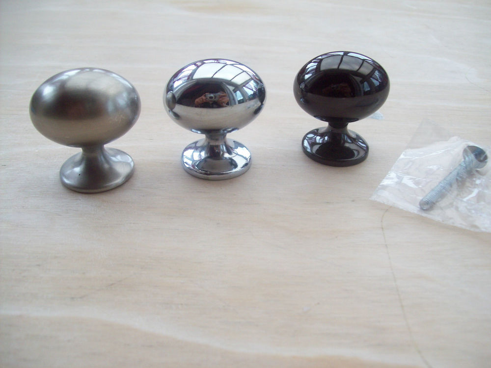 chrome kitchen door knobs photo - 17