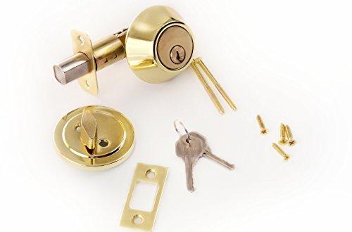 clean brass door knob photo - 11