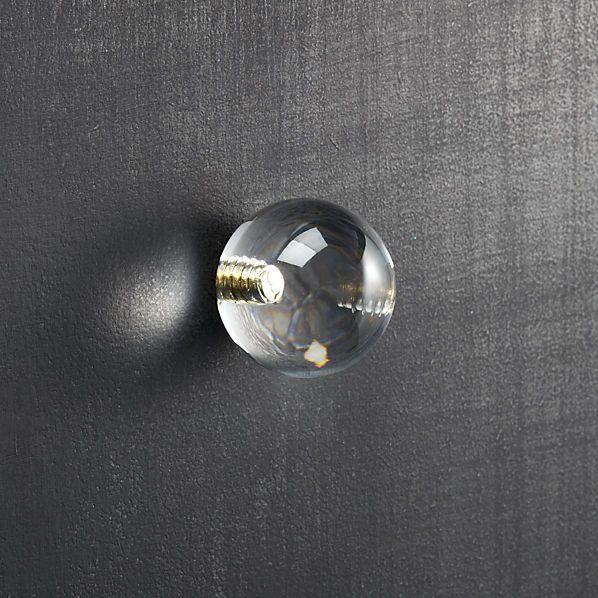 clear acrylic door knobs photo - 17