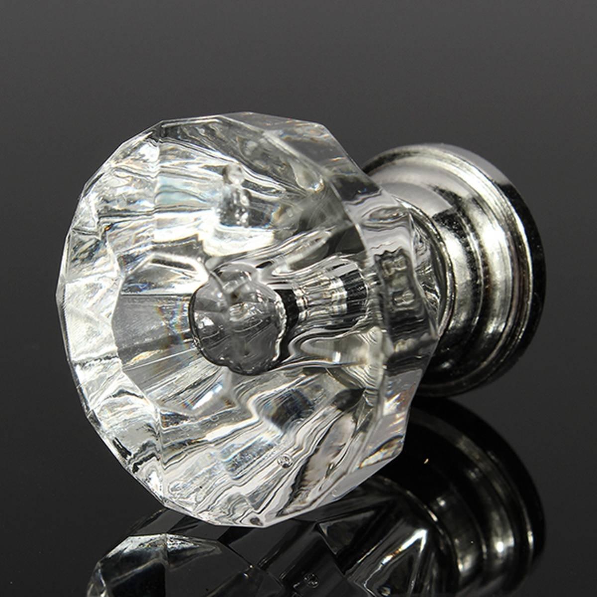 clear acrylic door knobs photo - 3