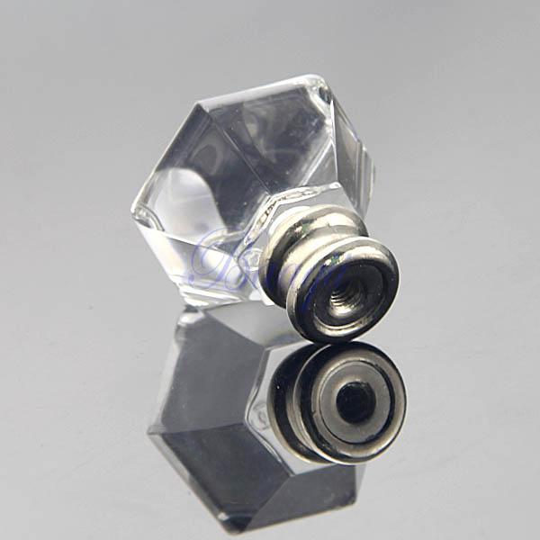clear acrylic door knobs photo - 8
