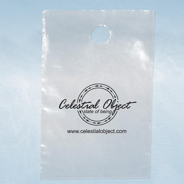 clear door knob bags photo - 2