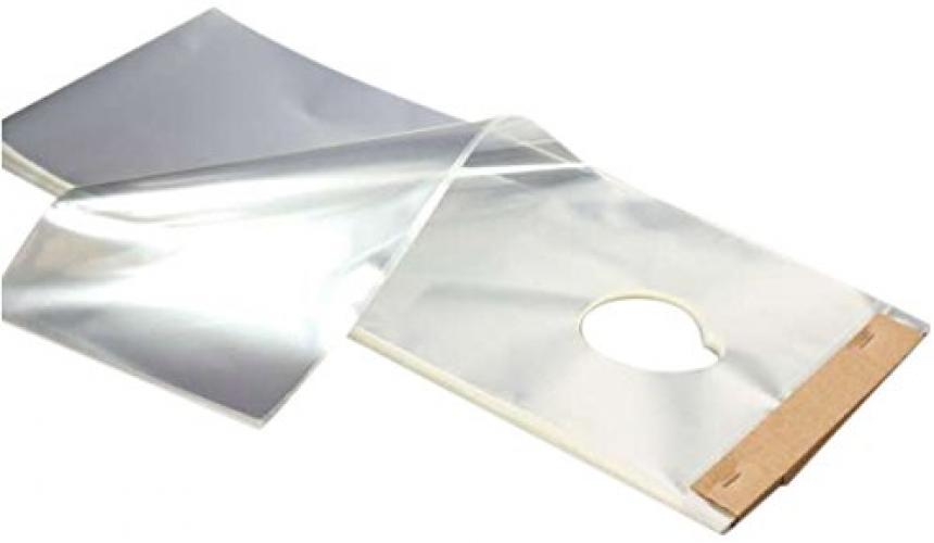 clear door knob bags photo - 3