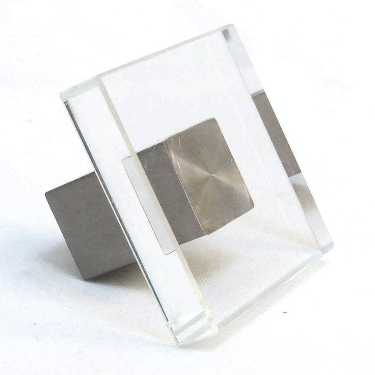 clear glass door knobs photo - 1