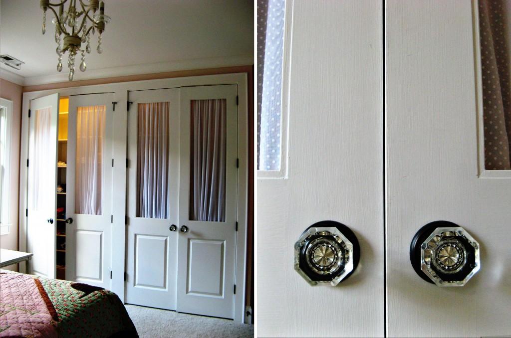 closet door knobs photo - 2