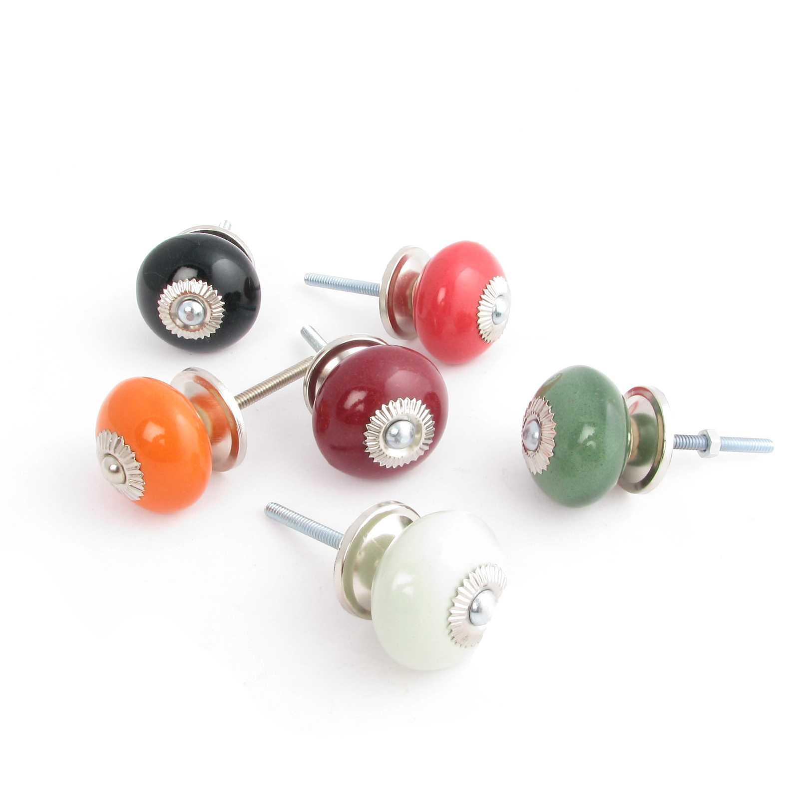 closet door knobs decorative photo - 12