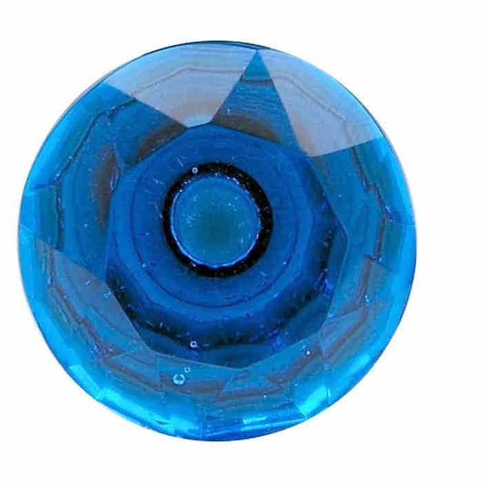 coloured glass door knobs photo - 6