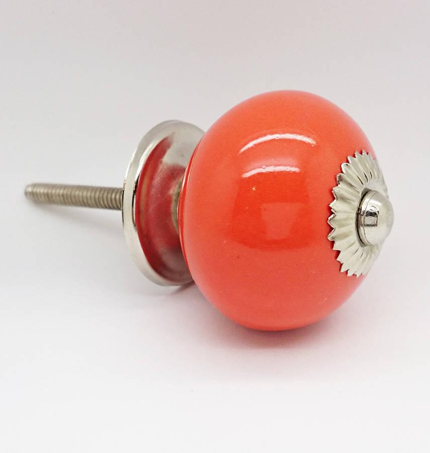 colourful door knobs photo - 16
