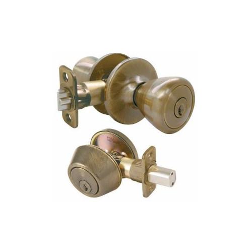 combination door knobs photo - 20