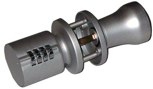 combination lock door knob photo - 15