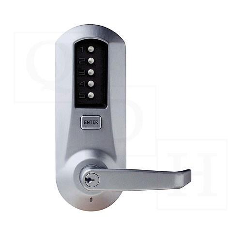 combination lock door knob photo - 16