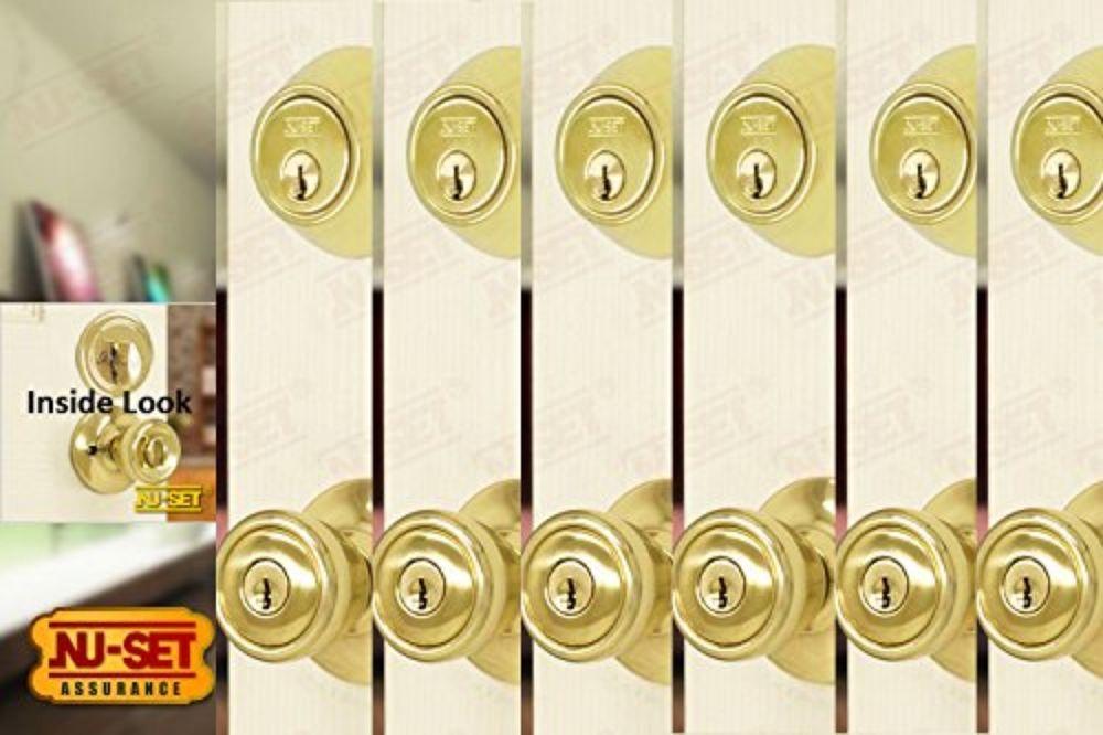 contractor door knobs photo - 15