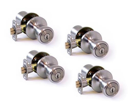 contractor pack door knobs photo - 8