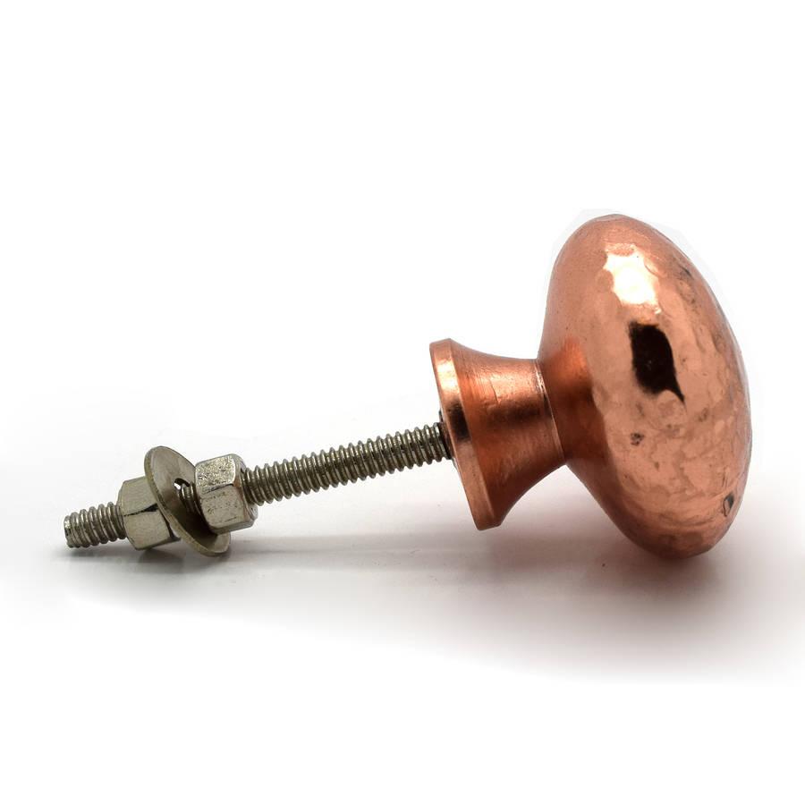 copper door knobs photo - 10
