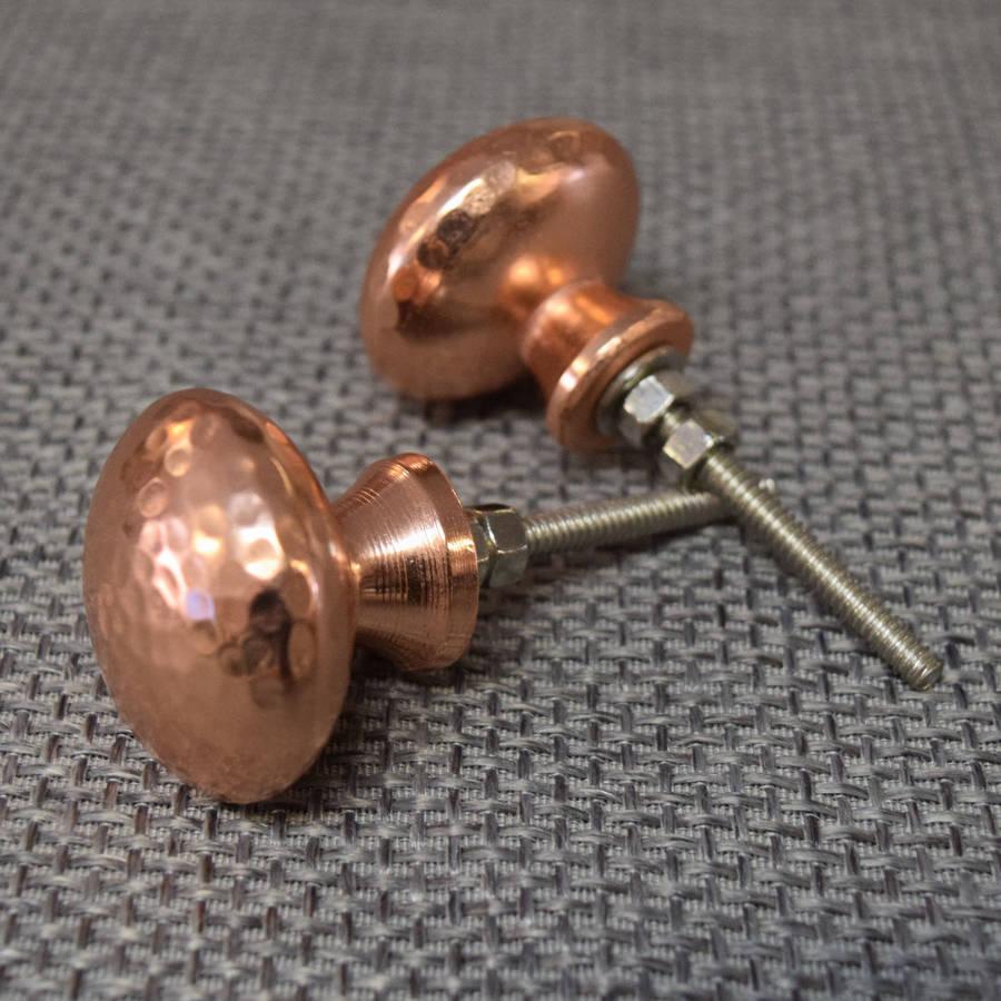 copper door knobs photo - 7