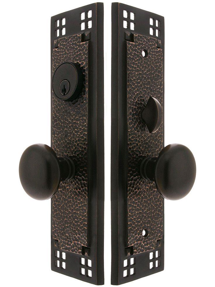 craftsman door knobs photo - 10