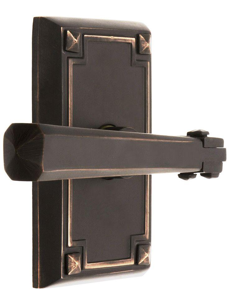 craftsman door knobs photo - 12