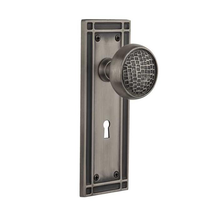 craftsman door knobs photo - 13