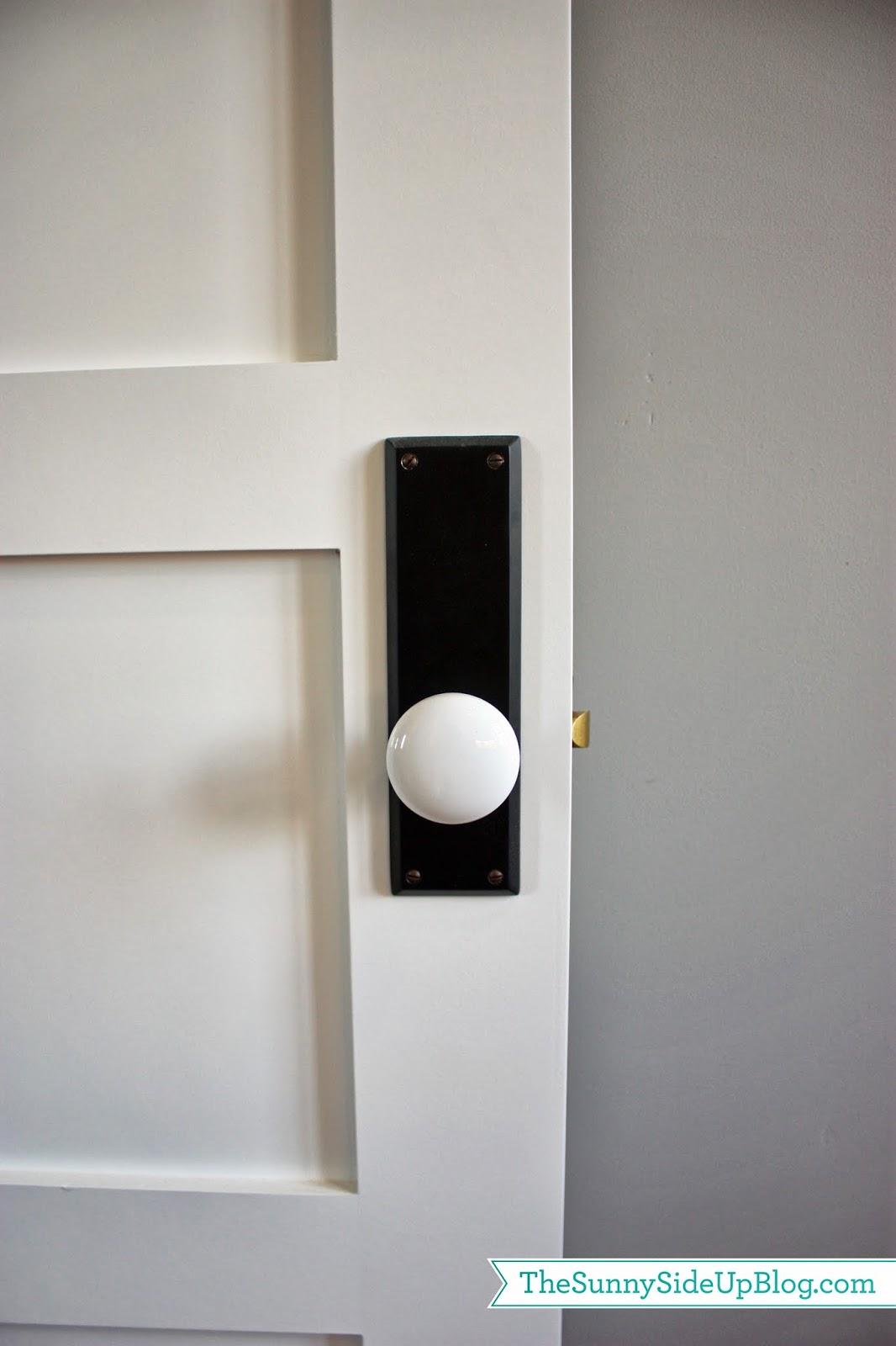 craftsman door knobs photo - 17