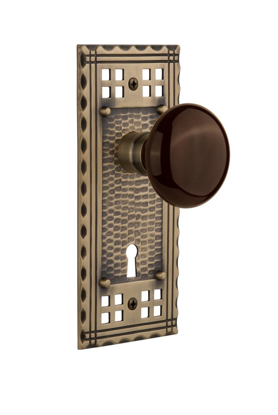 craftsman door knobs photo - 7