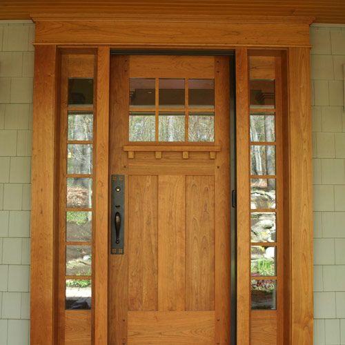 craftsman style door knobs photo - 10