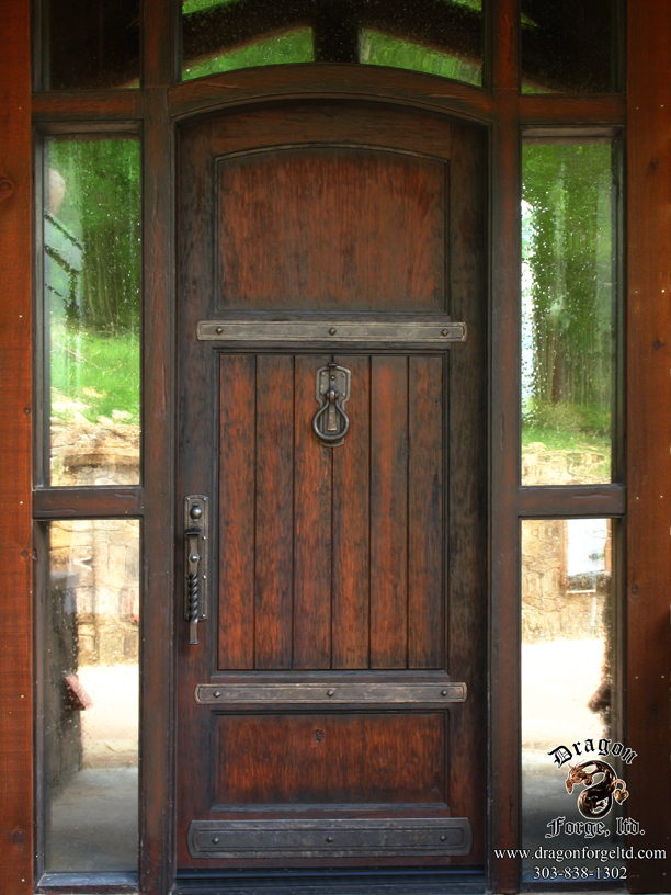 craftsman style door knobs photo - 11