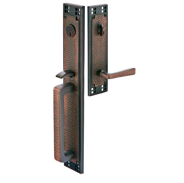 craftsman style door knobs photo - 13