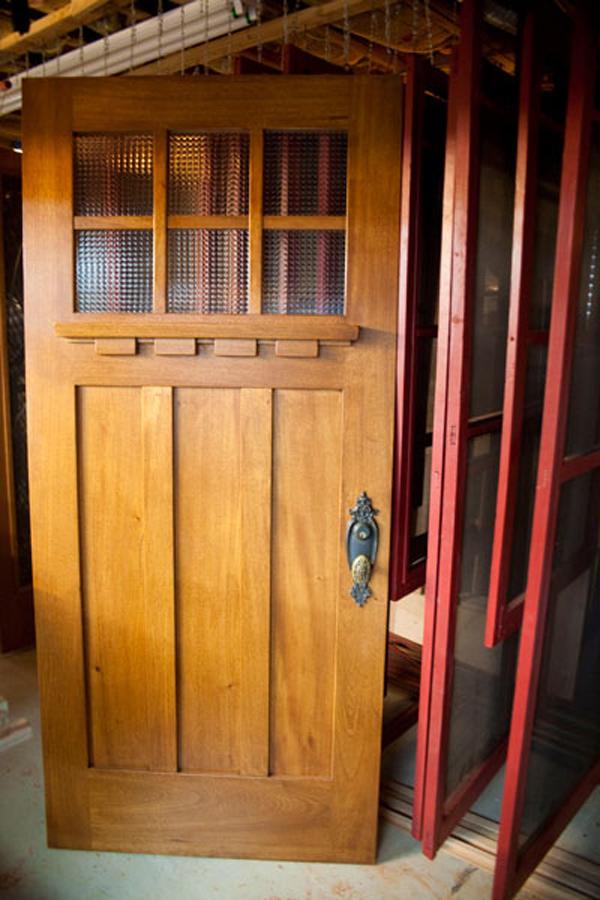 craftsman style door knobs photo - 14