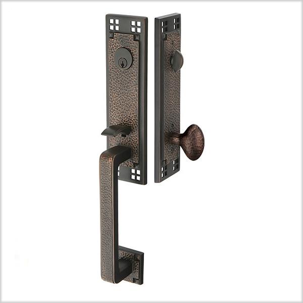 craftsman style door knobs photo - 15