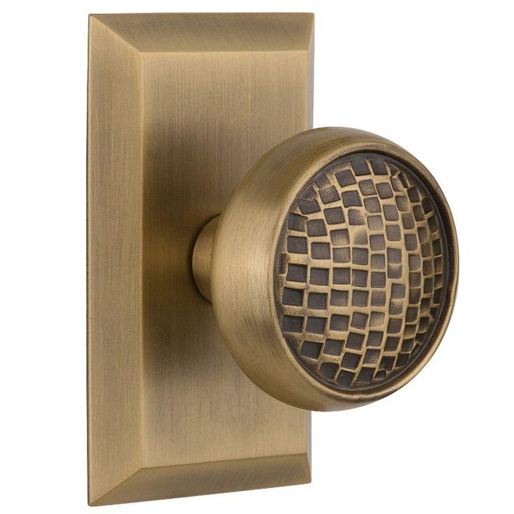 craftsman style door knobs photo - 16