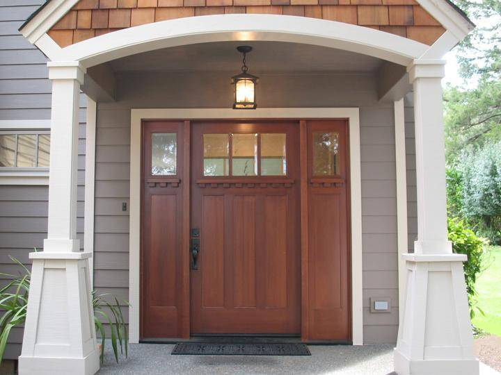 craftsman style door knobs photo - 2