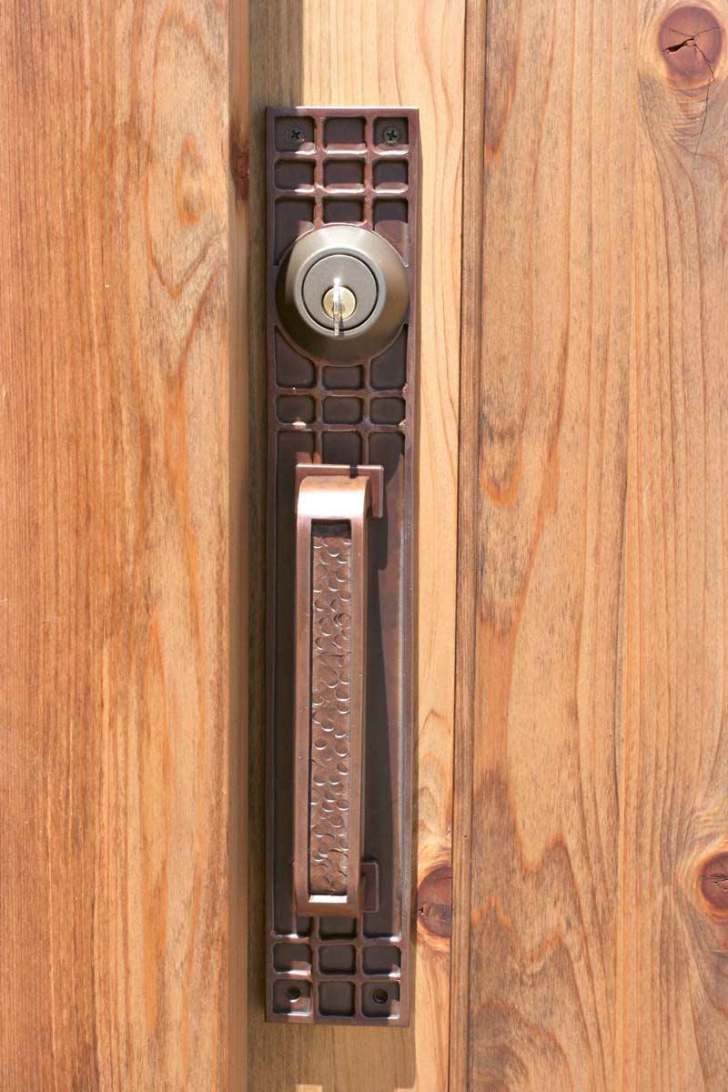 craftsman style door knobs photo - 5