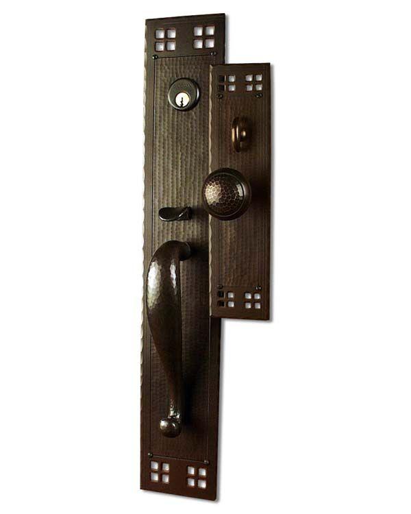 craftsman style door knobs photo - 7
