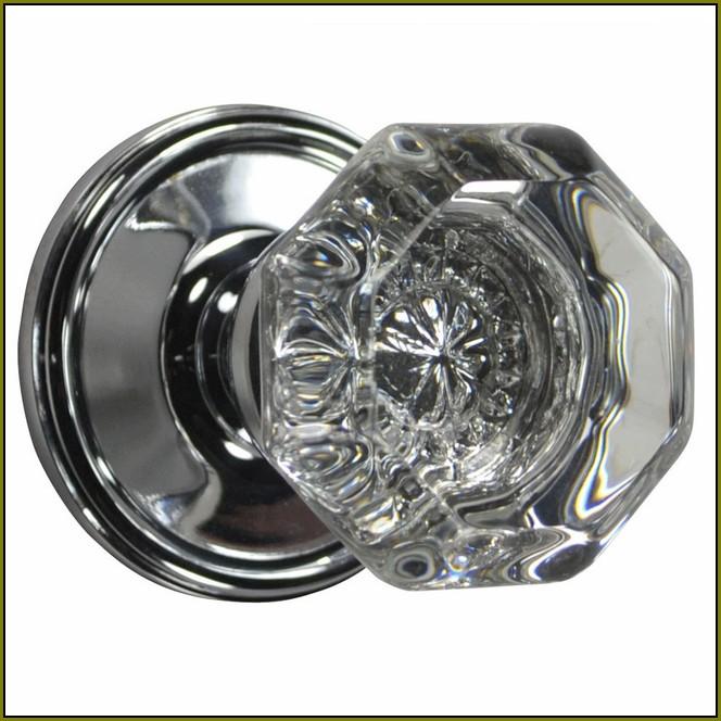 crystal closet door knobs photo - 1