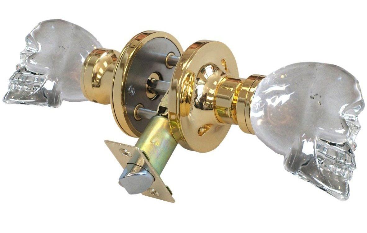crystal door knob photo - 17