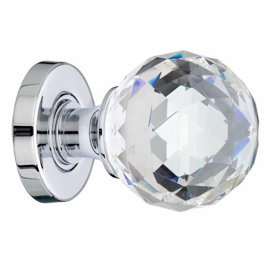 crystal door knob photo - 4