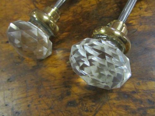 crystal door knobs ebay photo - 14
