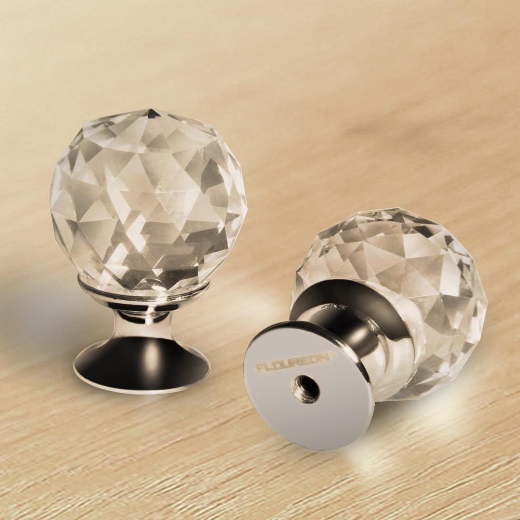 crystal door knobs ebay photo - 5