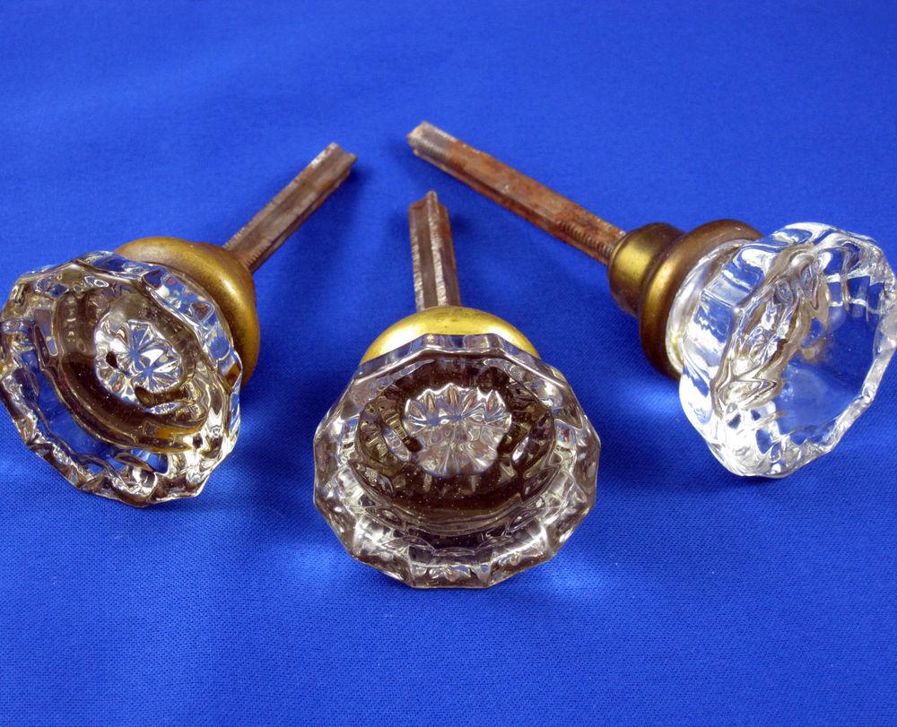 crystal door knobs ebay photo - 9