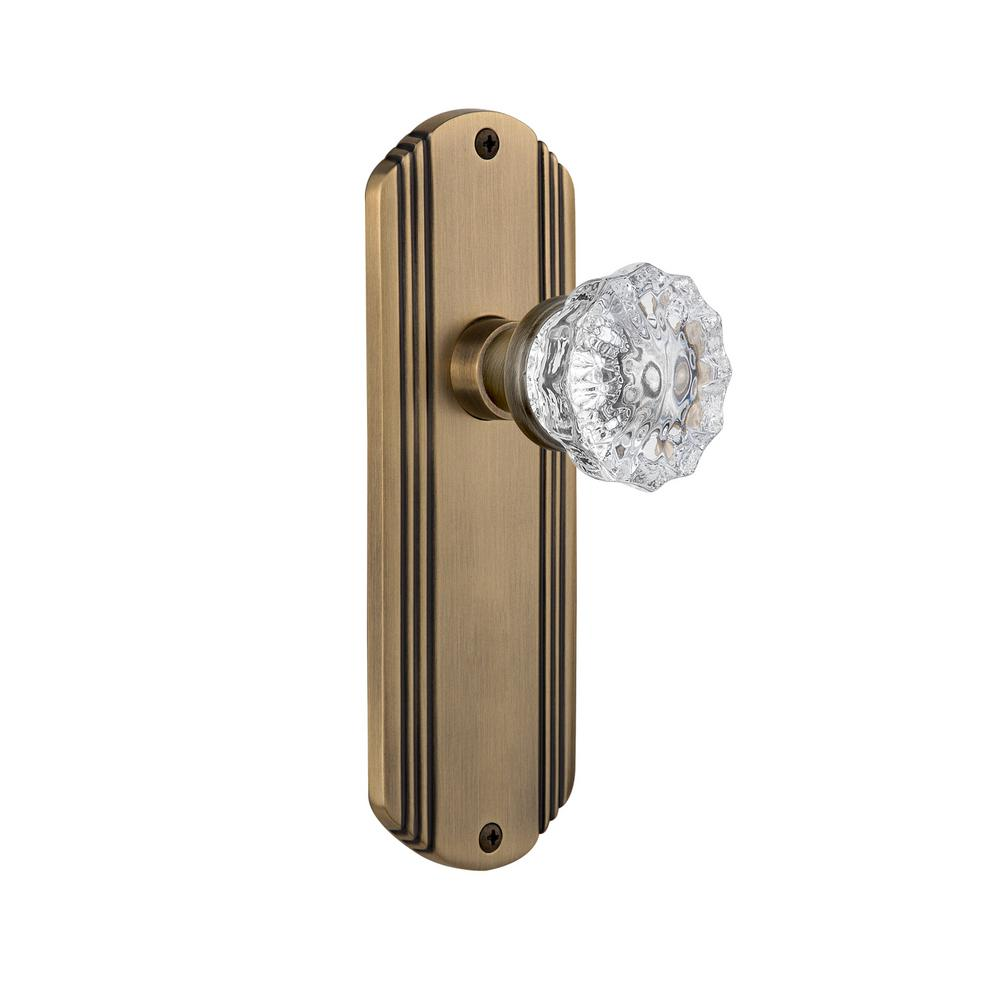 crystal dummy door knobs photo - 17