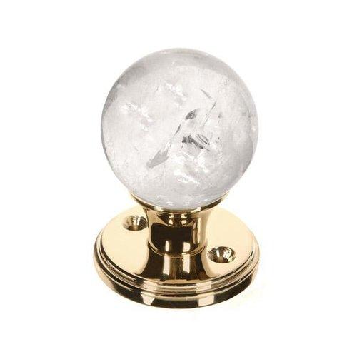 crystal dummy door knobs photo - 2