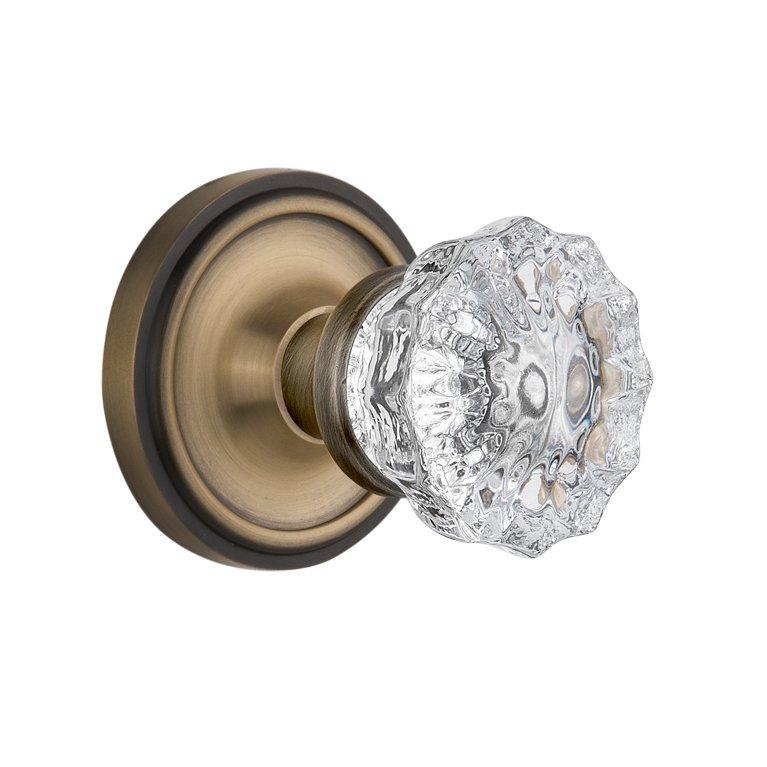 crystal dummy door knobs photo - 9