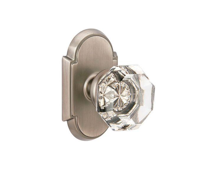 crystal interior door knobs photo - 14
