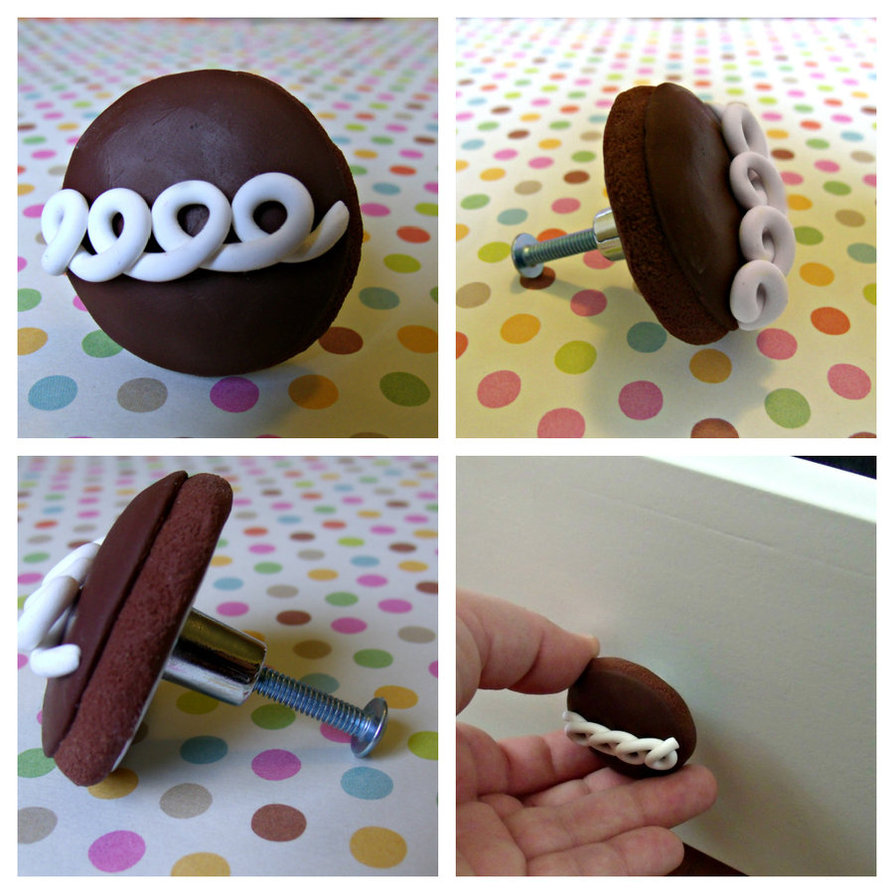 cupcake door knobs photo - 18