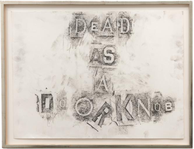 dead as a door knob photo - 1