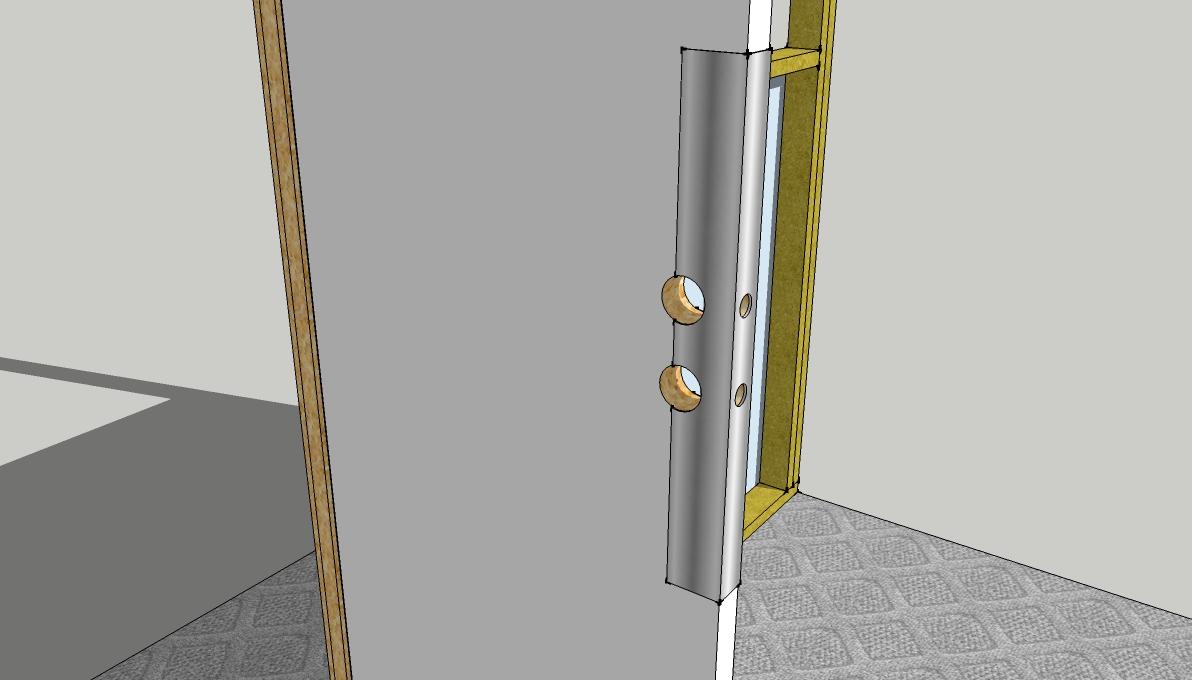dead as a door knob photo - 3